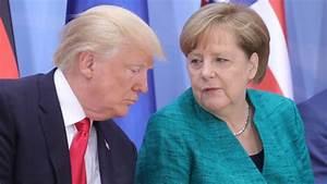 Angela Merkel to Donald Trump: thank you for making me ...