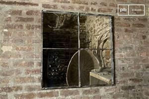 Miroir Style Verriere : miroir industriel le style verri re d 39 atelier ~ Melissatoandfro.com Idées de Décoration