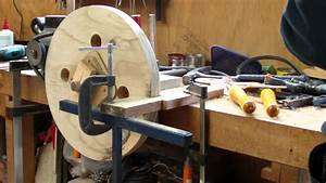 Turning The Bandsaw Wheels Avi