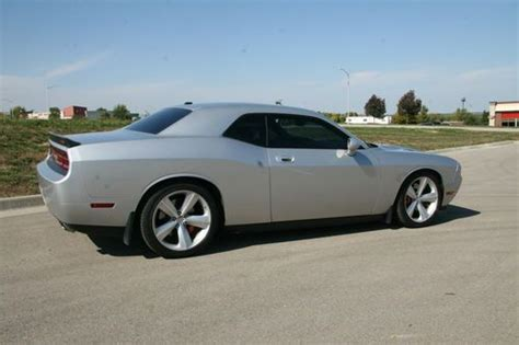 2010 Dodge Challenger Procharger
