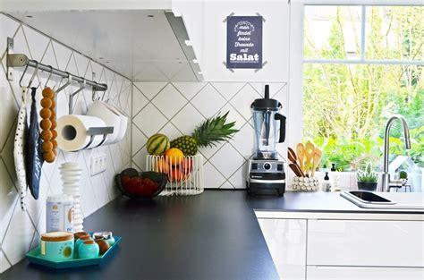Ikea Küchen Schwarz by K 252 Chen Makeover Was N Glanzst 252 Ck Unsere Selbstgebaute