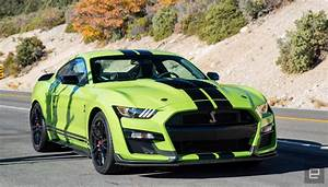 Ford Mustang Shelby GT500: Great on the track, good enough for the road | Engadget