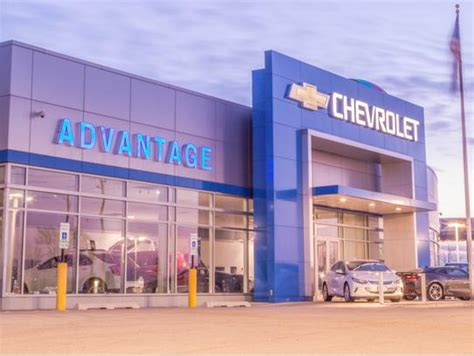 Advantage Chevrolet by Advantage Chevrolet Of Bolingbrook Car Dealership In
