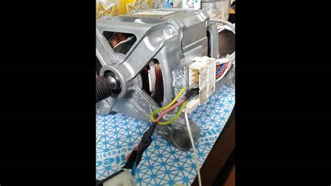 Motor Masina Electrica by Conectare Motor Masina Spalat Cu Viteza Variabila