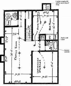 Basement Floor Plan Schematic