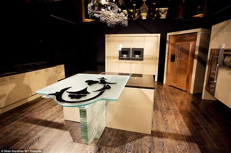 most expensive kitchen cabinets world s most expensive kitchen at 1 6m features a 7882