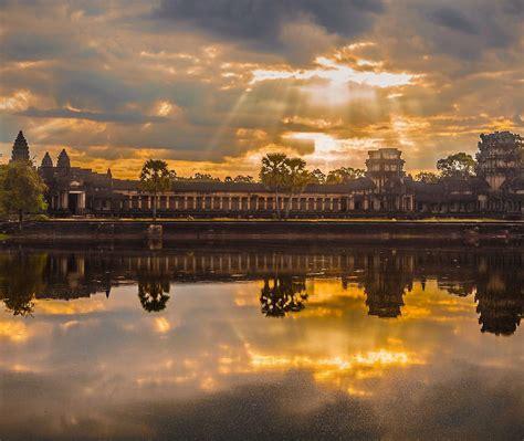 Equinox Angkor Bing Wallpaper Download