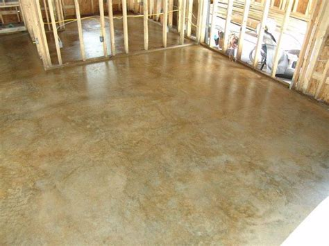 stained concrete floors quot golden wheat quot catherine