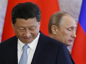 China and Russia are 'engaged in a contest for primacy in ...