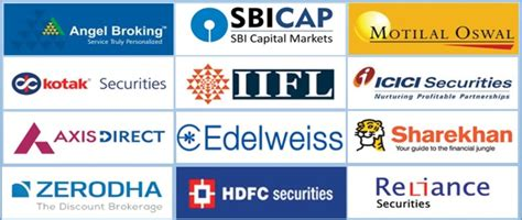 top brokers 25 best service stock brokers in india for 2018