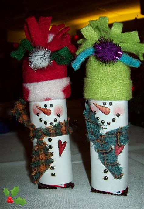 christmas crafts creative holiday party favors