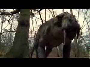 Primeval Gorgonopsid vs Future Predator - YouTube