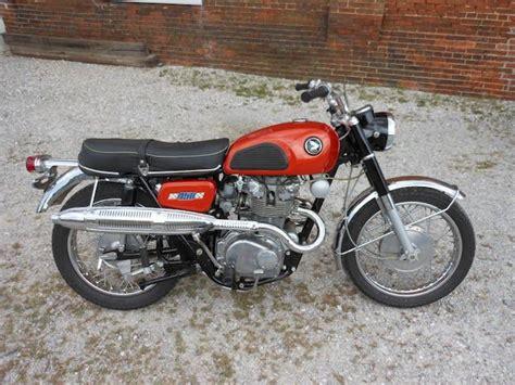 1967 Honda Cb450d Frame No. Cb450-1022530 Engine No