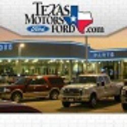 Texas Motors Ford   Car Dealers   Far West   Fort Worth