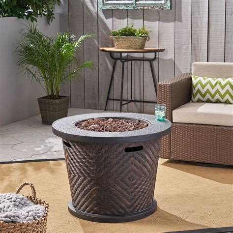 We did not find results for: Zaria Outdoor 32 Inch Light Weight Concrete Circular Fire Pit, Brown - Walmart.com - Walmart.com