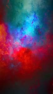 Powder Splash HD Wallpaper For Your iPhone 6