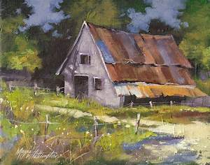 margie whittington art quotold barnquot With barn painting cost