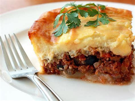cuisine grecque moussaka moussaka blogs de cuisine