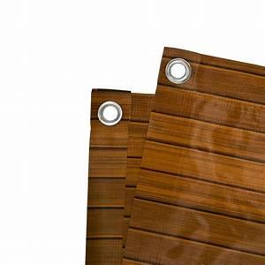 Sichtschutz Holz Balkon : b ware pvc balkon sichtschutz blickdicht balkonbespannung balkonverkleidung deko ebay ~ Orissabook.com Haus und Dekorationen