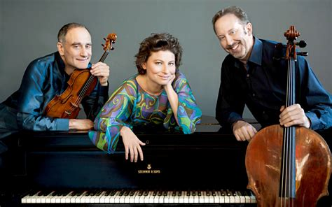 Acms Presents Weiss-kaplan-stumpf Piano Trio In Concert On