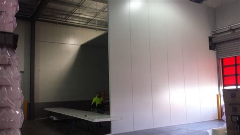 insulated sandwich panel burton industries