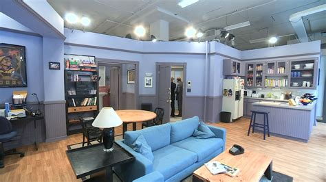 Apartments Set by Hulu Recreates Seinfeld Apartment As It Releases Episodes