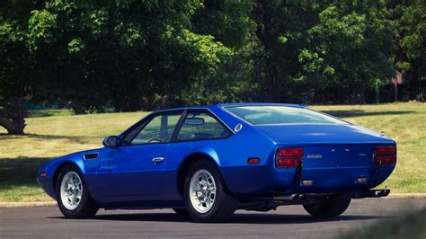 1972 Lamborghini Jarama GT