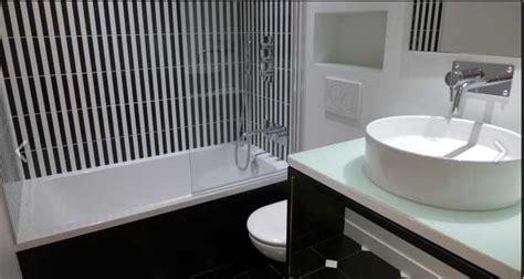 emejing salle de bain faience contemporary antoniogarcia info antoniogarcia info