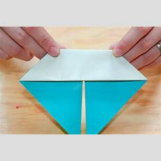 How To Make An Origami Sailboat 9 Steps (with Pictures) Wikihow