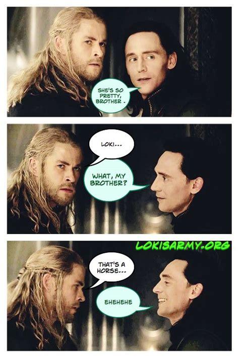 Mythical God Meme Lokis Army Loki Thorki Loki