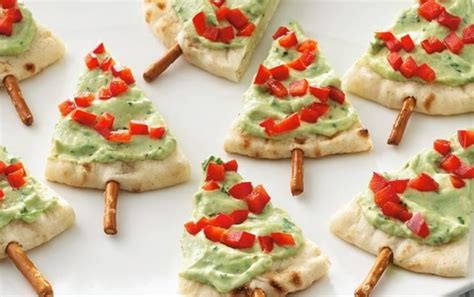 pinterest christmas recipes for snacks cooking pita tree appetizer recipe