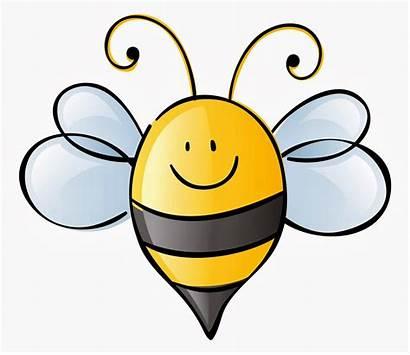 Bee Clipart Bumble Cartoon Clip Bees Clipartmag
