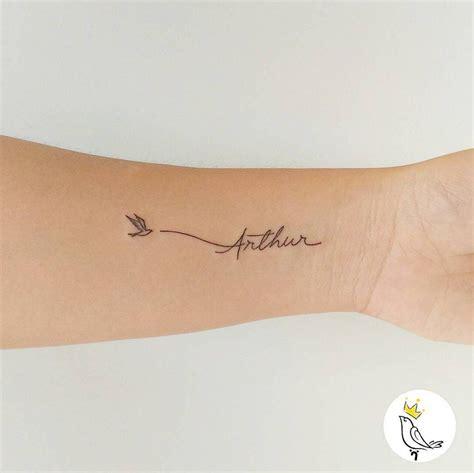 inspirations pour  tatouage prenom tattoo