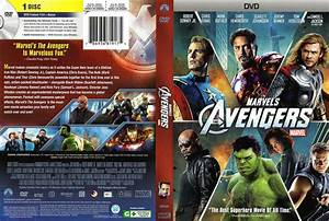 Marvels The Avengers | DVD Covers, BluRay Covers, and ...