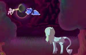 MLP Celestia vs Nightmare Moon