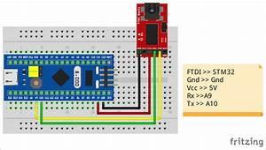 How To Connect The Stm32  U201cblue Pill U0026quot  To A 16x2 Lcd Module