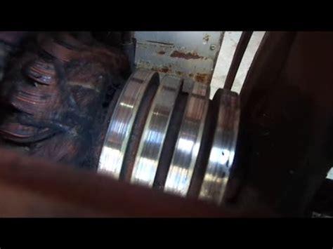 aprenda a bobinar e ligar as bobinas do estator gerador doovi