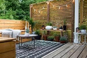 Amenagement Petite Terrasse Exterieur : d co une terrasse cosy et boh me mango and salt ~ Melissatoandfro.com Idées de Décoration
