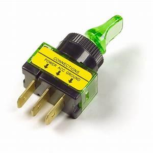Toggle Switch - Illuminated