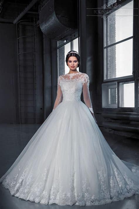 vintage winter wedding dresses  long sleeve lace
