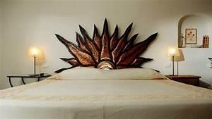 Tete De Lit Chic : t te de lit orientale pour une chambre chic et exotique ~ Melissatoandfro.com Idées de Décoration
