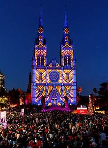 AGB Lights of Christmas | St. Mary's Cathedral | classikON