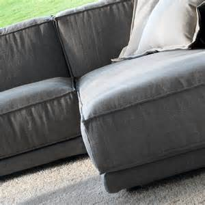 sofa modular large contemporary linen modular sofa