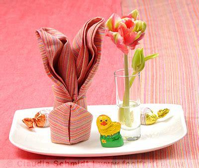 servietten falten hase servietten falten f 252 r ostern der hase foolforfood de