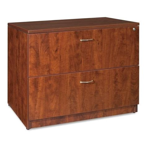 Lorell Lateral File Cabinet by Lorell Essentials 2 Drawer Laminate Lateral Filing Cabinet