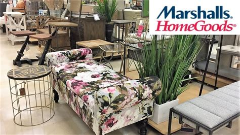 marshalls home goods furniture chairs tables home decor