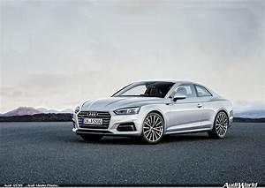 Audi A 5 Coupe : audi a5 coup audiworld ~ Medecine-chirurgie-esthetiques.com Avis de Voitures