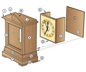 free wooden mantel clock plans plans diy free download victorian rocking horse plans free