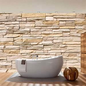 Wand Mit Steinen : steine an wand verschiedene ideen f r die ~ Michelbontemps.com Haus und Dekorationen