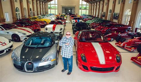 Michael Fux Car Collection Is On Instagram And It's Amazing